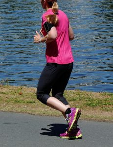 Perdre du poids, maigrir en courant, courir